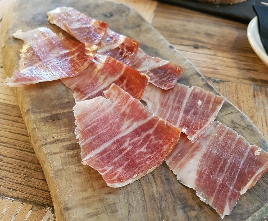 Juan Pedro Domenq's Award-Winning Ham