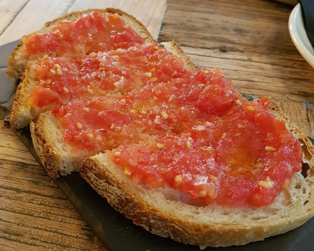 Iberica Pan Con Tomate